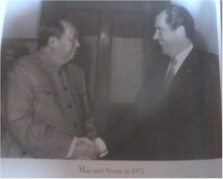 mao and nixon 2